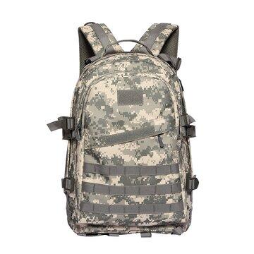 На открытом воздухе Тактический рюкзак для путешествий с камуфляжным принтом