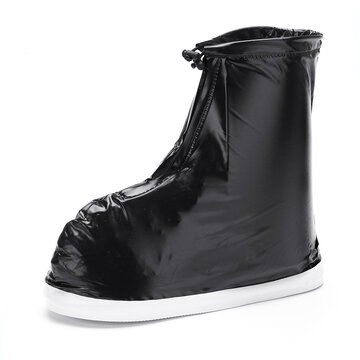 Men Waterproof Non Slip Rain Boots Covers