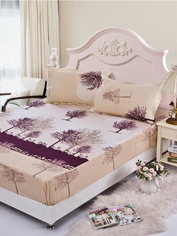 ashionable Start Sheet Mattress Cover Printing Bedding