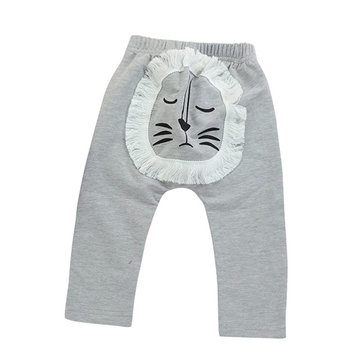 Cute Animal Baby Pants For 0-24M