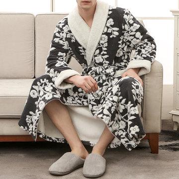 Pijama Floral de Flanela