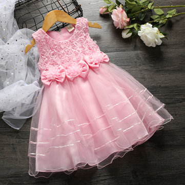 Toddler Pageant Dresses For 3-13Y