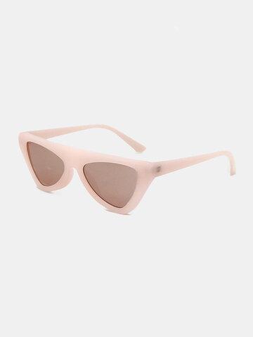 Women Cat Eye Frame Sunglasses