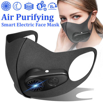 KN95 Mask Electric Intelligent Dust Pollution Purifying