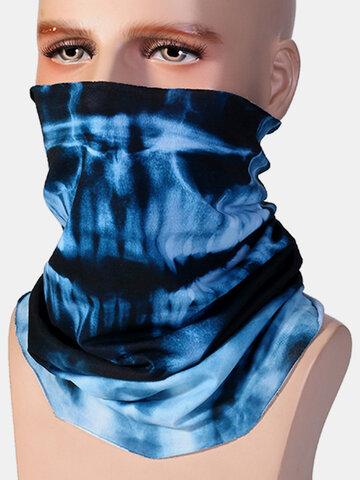 Printing Riding Mask Cap Sweat Dry Head Band