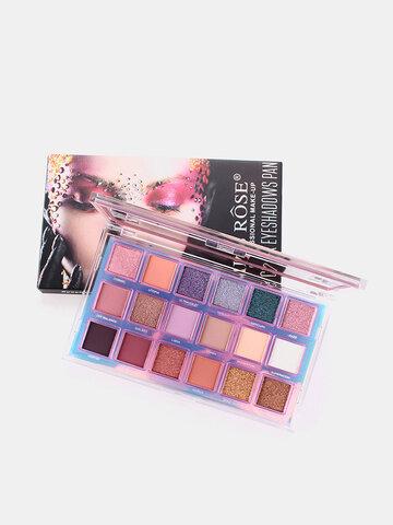 18 Colors Eyeshadow Palette