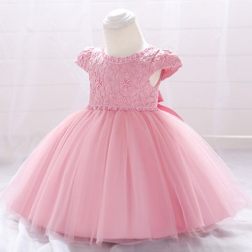 Girls Party Tulle Dress For 6-24M
