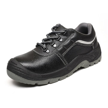 Men Steel Toe Анти Smashing Work Shoe