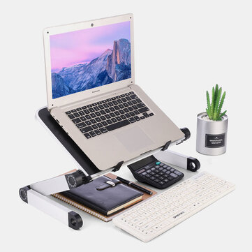 Adjustable Standing Office Desk Laptop Stand Can Be Adjusted By Lifting The Base Plate Stand Small Table