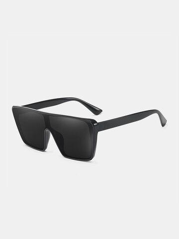 Unisex One-piece Goggles Sunglasses