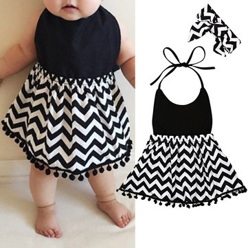 Girls Strap Dress For 0-24M