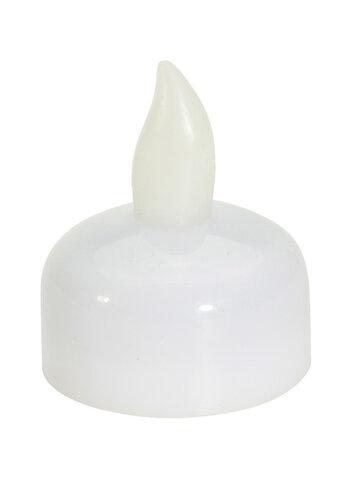 12 piezas de luz led flotante Impermeable velas sin llama Acuario Boda fiesta decoración del hogar