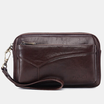 Genuine Leather Phone Bag