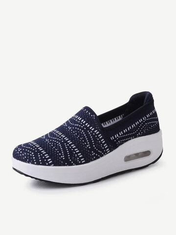 Slip On Platform Shake Chaussures