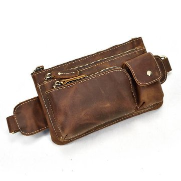 Multi-pockets Fanny Pack Hip Pack Belt Bag Waist Bag