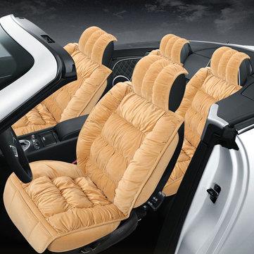 Universalgröße Plüsch Autositzbezug Set