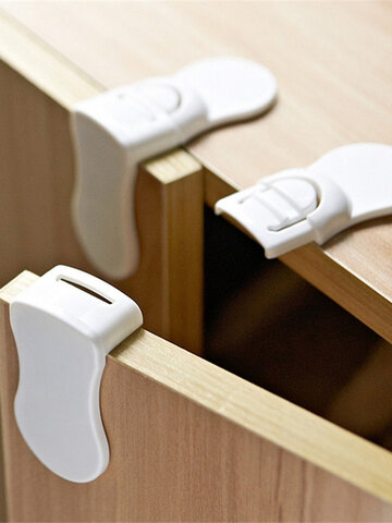 5Pcs/Lot Child Baby Safety Protector Locks