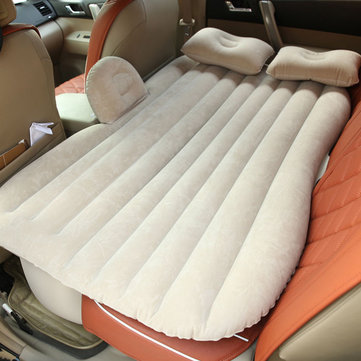 Inflatable Car Back Seat Mattress Bed