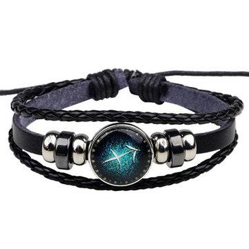 Vintage Handmade Constellation Bracelet