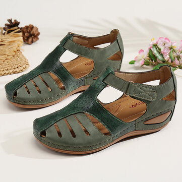 Comfy Breathable Wedges Sandals
