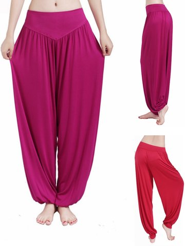 Cosy Loose Dancing Yoga Pants фото