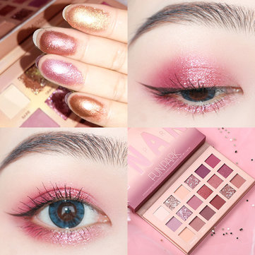 Desert Rose Eye shadow Palette