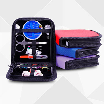 Home Travel Sewing Set Essential Multi-Functional Sewing Kit Bag Cross Stitch Tool Needle Thread