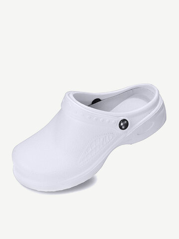 Lightweight Oil-proof Chef & Nurse Shoes