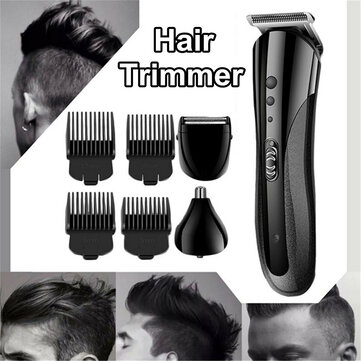 Multifunctional Hair Trimmer Set