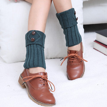 Women's Leg Warmers For Boot cuff Socks