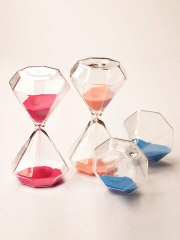 5/15/30 Minutes Sandglass Kitchen Timer Hourglass Craft Gift Ornament Home Decor