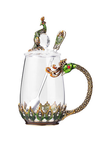 Dragon and Phoenix Cup