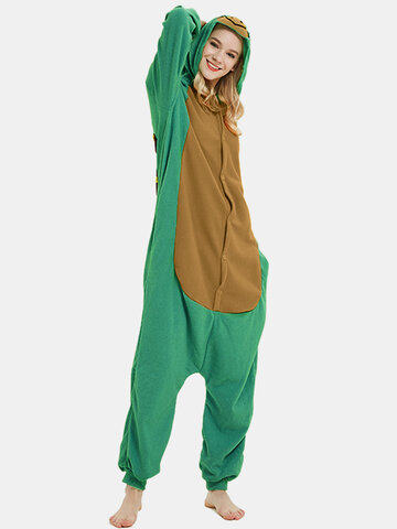 Funny Tortoise Hooded Jumpsuits