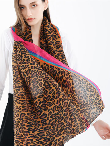 Casual Windproof Warm Scarf