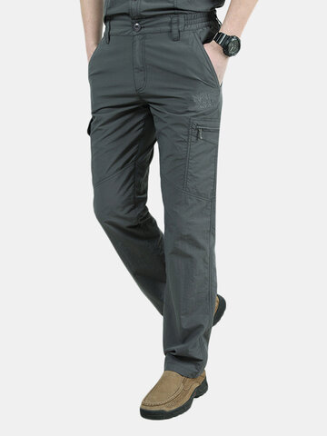 Outdoor Quick Dry Military Cargo Pants