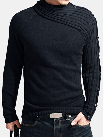 Stylish Unique Slim Fit Casual Sweater