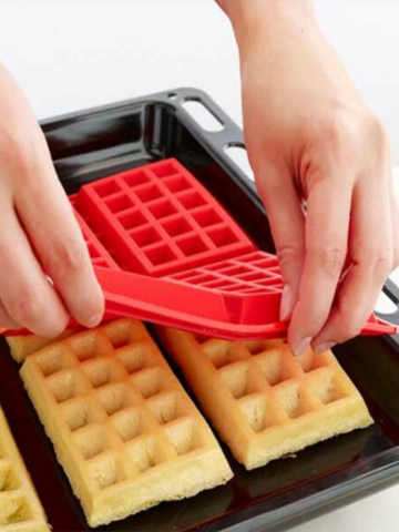Silicone Waffle Mould