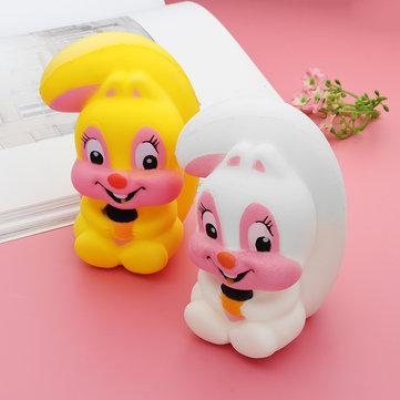 Squirrel Squishy Cartoon Doll Gift