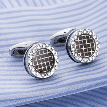 Shirt Business Dress Cufflinks