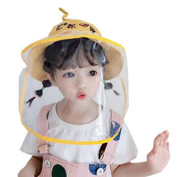 Protective Hats Children Fisherman Safety Sun Hat