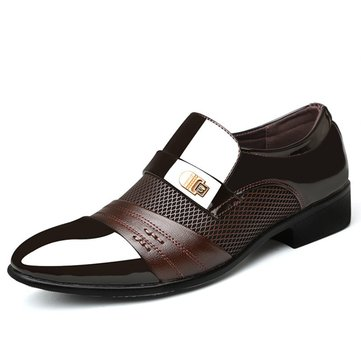 Large Size Men Stylish Dress Shoes