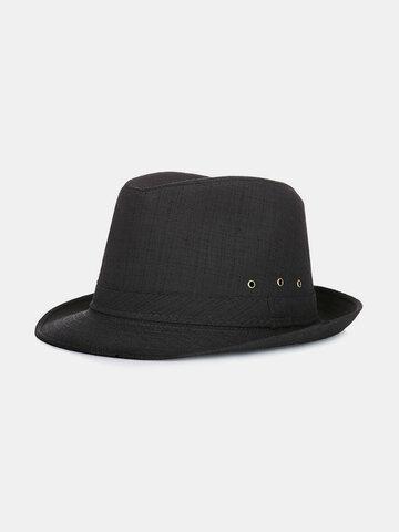 Crimping Jazz Cap