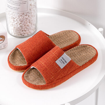 Solid Color Massage bottom Slippers