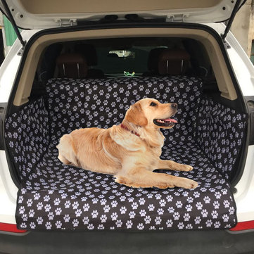Pet Dog Travel Waterproof Car Mat