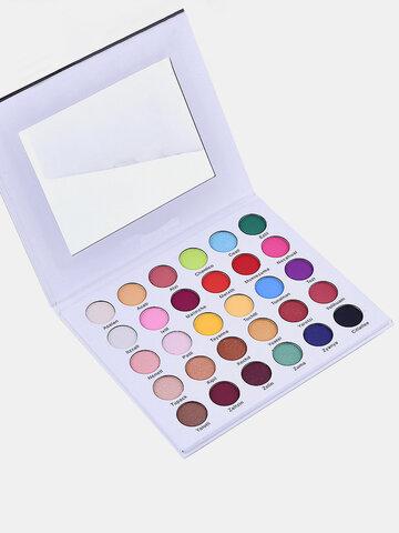 Nude Matte Eyeshadow Palette