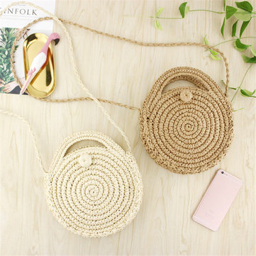 Straw Canteen Light Bolsas de Trave