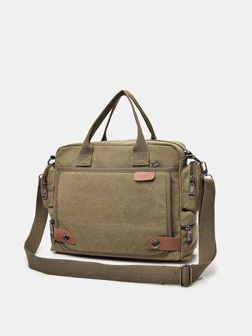 Men  Business 13.3 Inch Laptop Bag Briefcases Messenger Bag