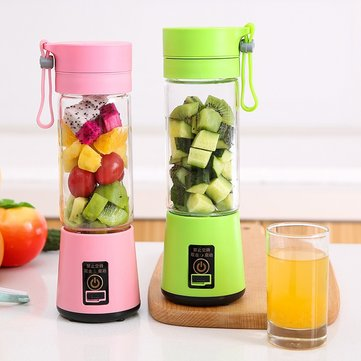 Portable Multi-Blades  Juicer Cup