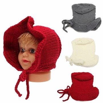 Baby Infant Winter Warm Beanie Cap