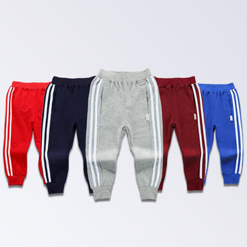 Sports Kids Boys Long Pants